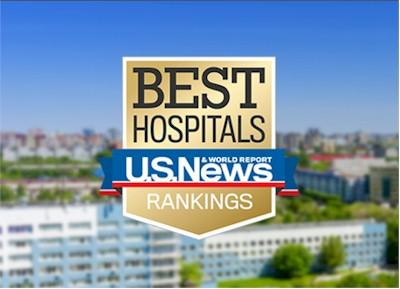 U S  News & World Report Names Portsmouth Regional Hospital a High