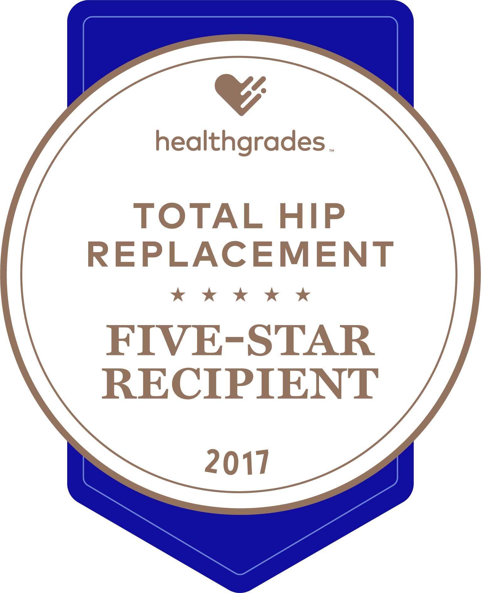 HG five star for total hip replacement