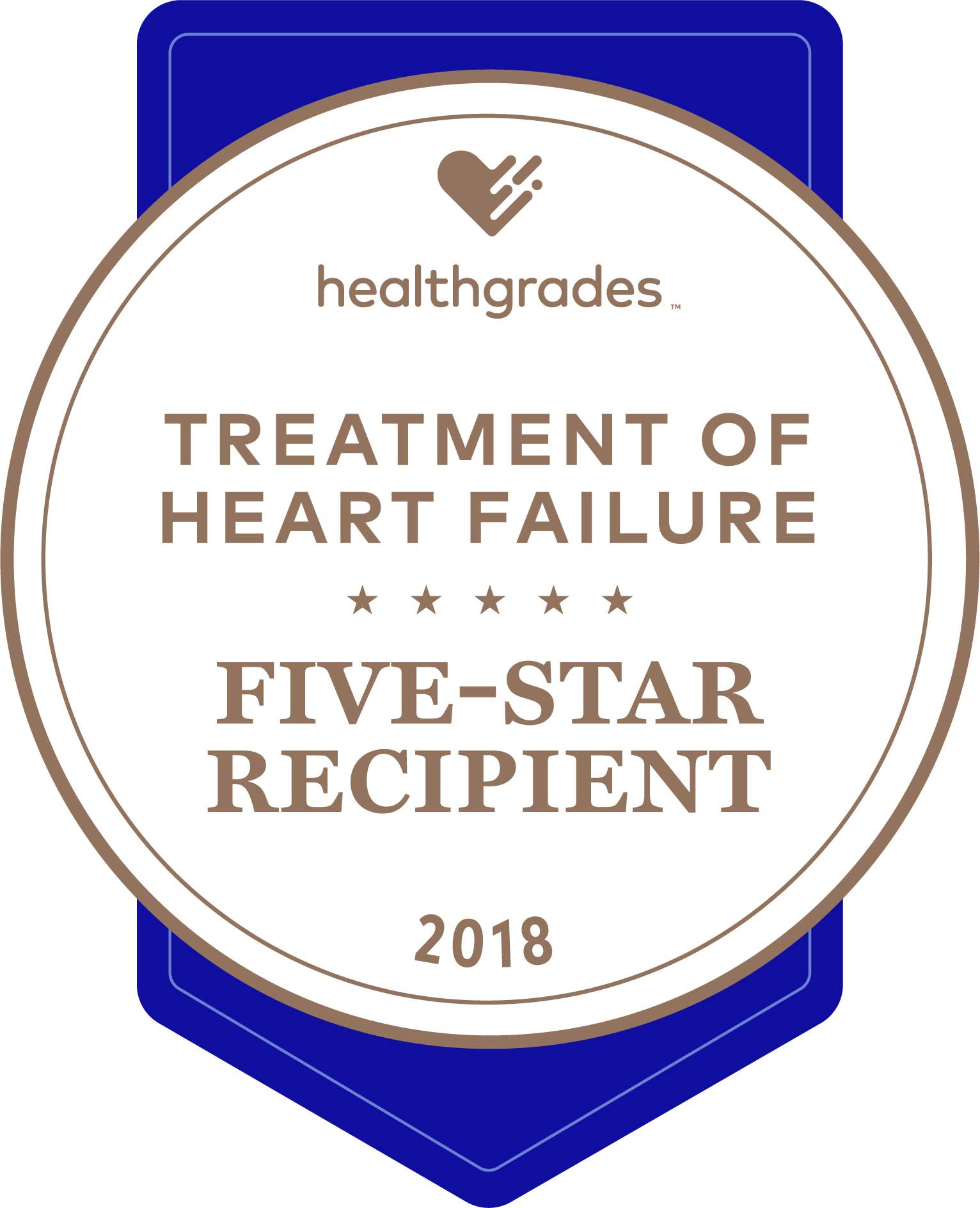 HG five star for treatment of heart failure